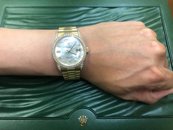 當舖典當手錶